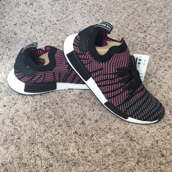 2291772f3 Men s Adidas NMD R1 STLT Primeknit Shoes